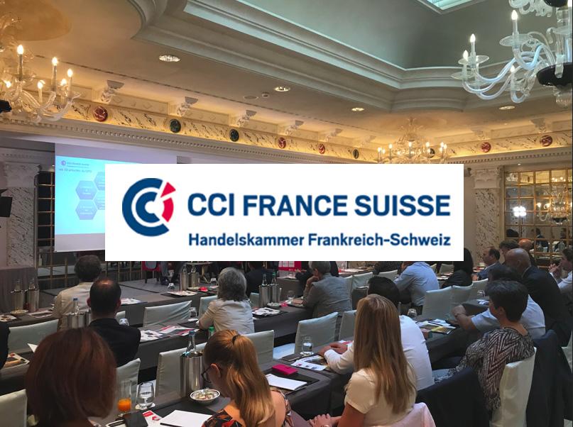 Rencontre autour du RGPD à la CCI France Suisse