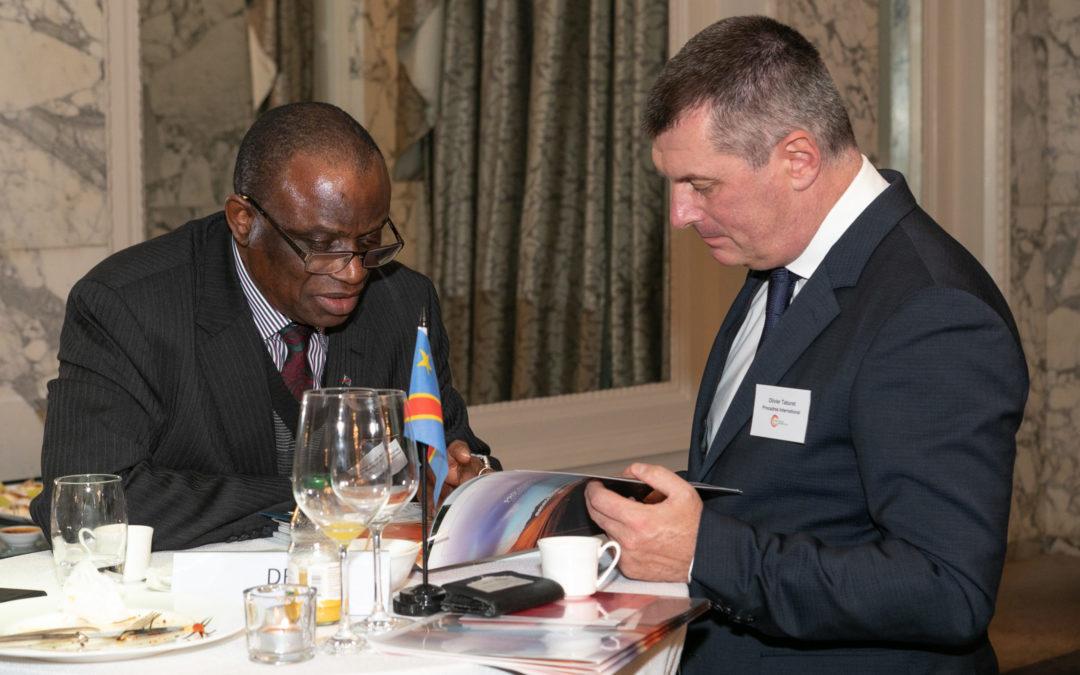 Procadres International auprès des ambassadeurs africains à Berne